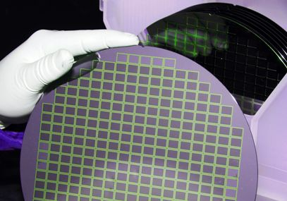 Wafer _ Coating technology