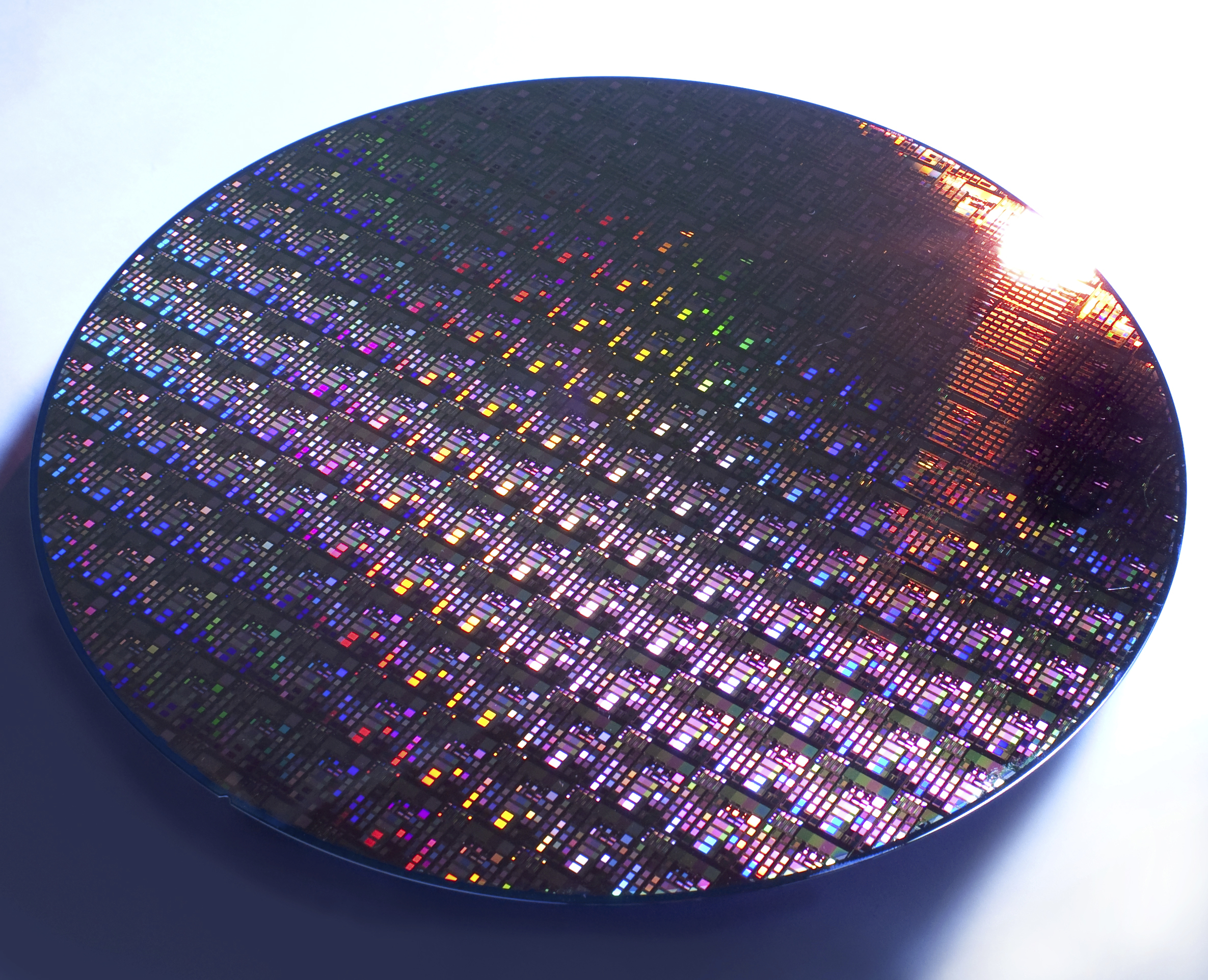 Rainbow Wafer_Semiconductor Market