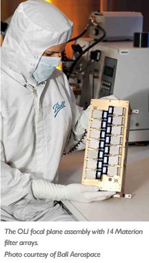 Ball Aerospace Filter Array