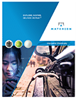 Materion Inorganic Chemical Catalog
