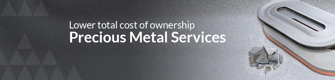Precious Metal Services