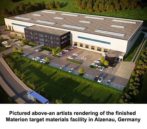 Materion Alzenau Facility