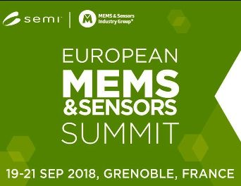 European MEMS & SENSORS Summit Logo