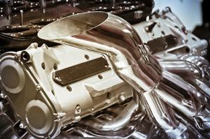 Formula One Racing Engine