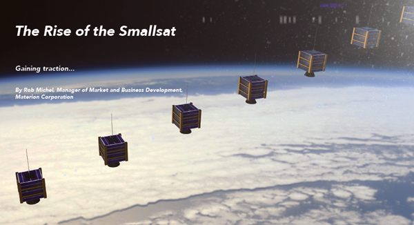 Rise of the Small Sat