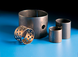 Bowmet Bearings