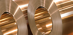 Materion Copper Beryllium Strip Rolls