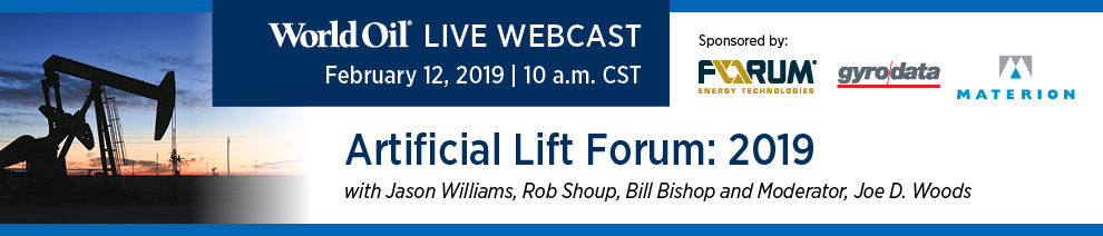 World-oil-webinar-Materion-artificial-lift-forum-2019