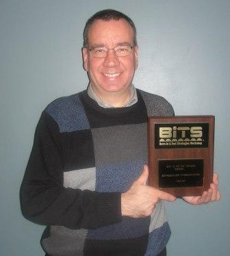 BItS Award Mike Gedeon