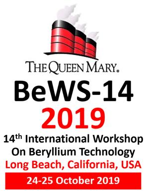 BeWS-14-International-Workshop-on-Beryllium-Technology-2019