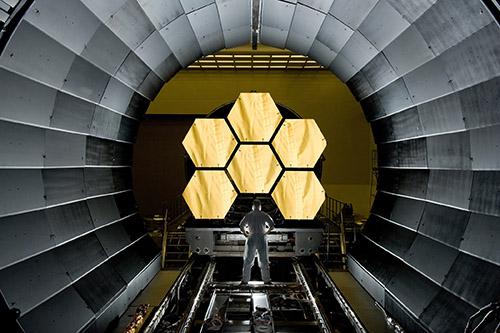 JWST Beryllium Mirrors
