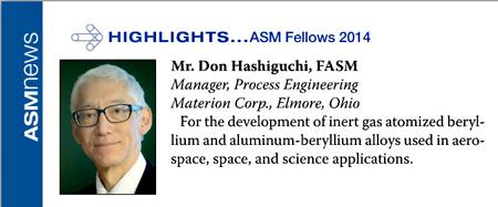 Hashiguchi ASM Fellow