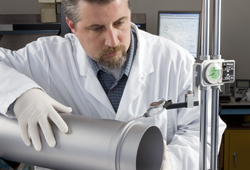 Beryllium Beam Pipe