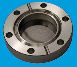 Materion CF Flange Assembly