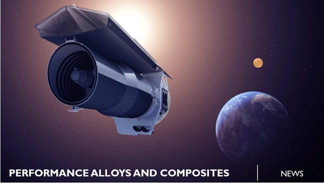 Spitzer Space Telescope Makes Its Final Voyage Materion PAC