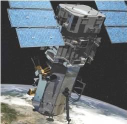 WV3 Satellite_NASA