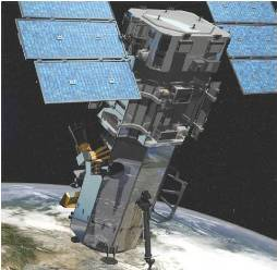 WV3 Satellite_NASA