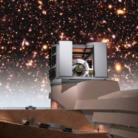 LSST Facility-Photo Mason Productions/LSST Corp
