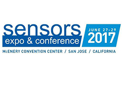 Sensors Expo and Conference Logo