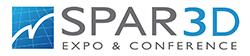 SPAR 3D Trade Show Logo