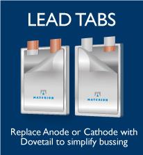 Battery Lead Tabs