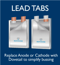 Battery Lead Tabs