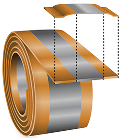 Resister Coil Structure