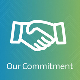 Our Commitment Icon