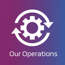 Our Operations icon