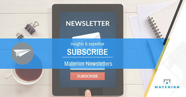 Subscribe to Materion Newsletters