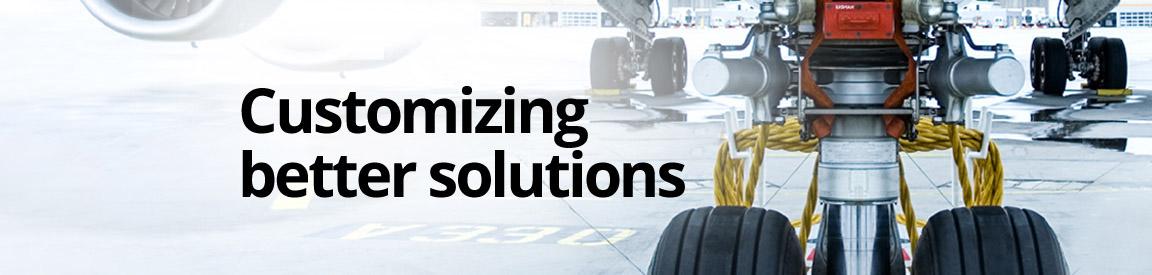 Customizing Better Solutions